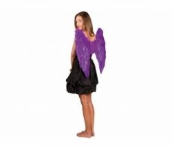 Federflügel violett