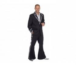 Anzug Bling schwarz Gr. 56