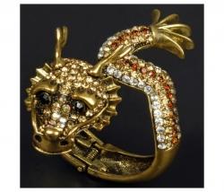 Armspange Drachen gold