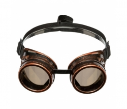 Brille Steampunk