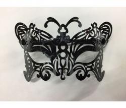 Loup Schmetterling schwarz