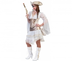Piraten Dame Gr. 44/46