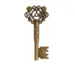 Steampunk Schlüssel