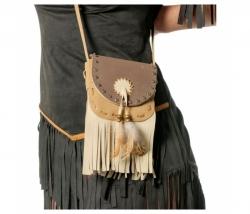 Indianer-Tasche Luxus