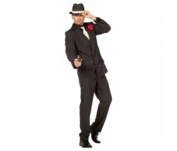 Gangster Anzug Gr. 52