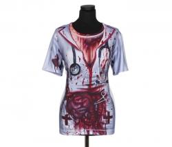Shirt Bloody Nurse