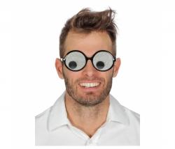 Brille mit Augen