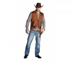 Sheriff Weste Gr. 52