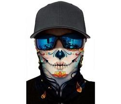 Gesichtsmaske Dia de los Muertos