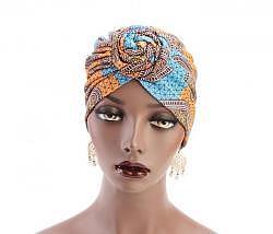 Turban Afro