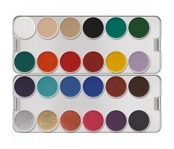 Aquacolor 24 Farben