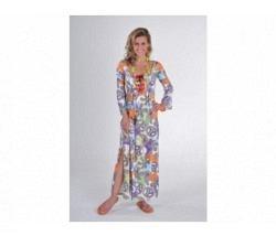 Hippie Kleid Gr. L